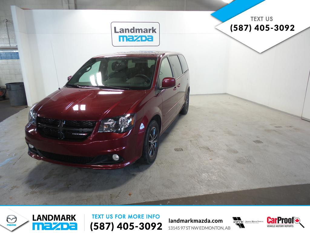Used 2017 Dodge Grand Caravan SXT FWD - Save $3,107