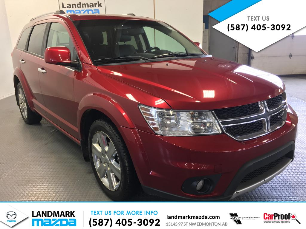 Used 2011 Dodge Journey R/T AWD - Save $2,107