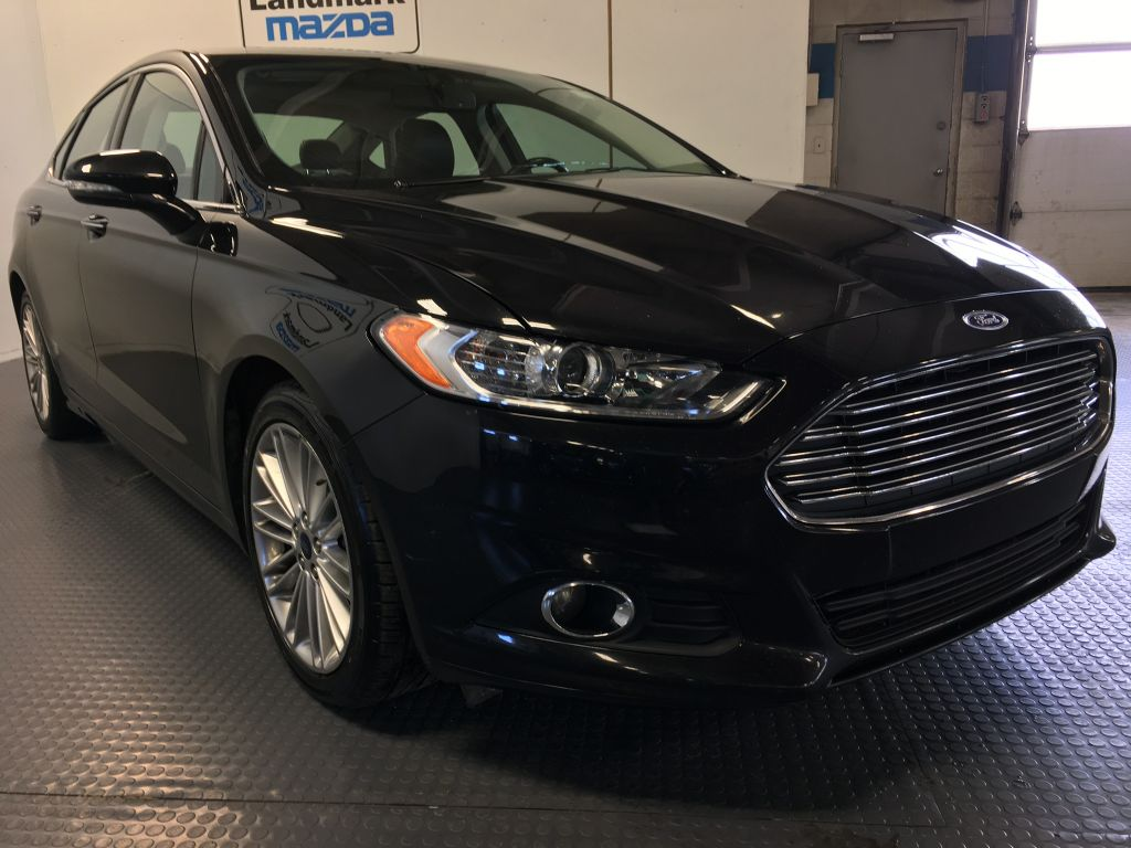 Used 2015 Ford Fusion SE AWD - Save $3,100!