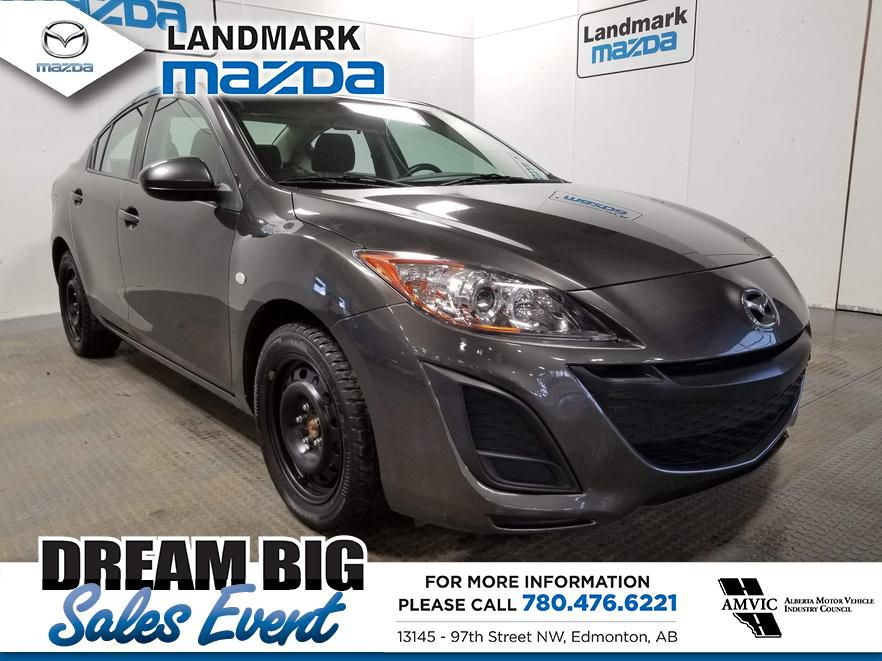 Pre-Owned 2010 Mazda3 GS