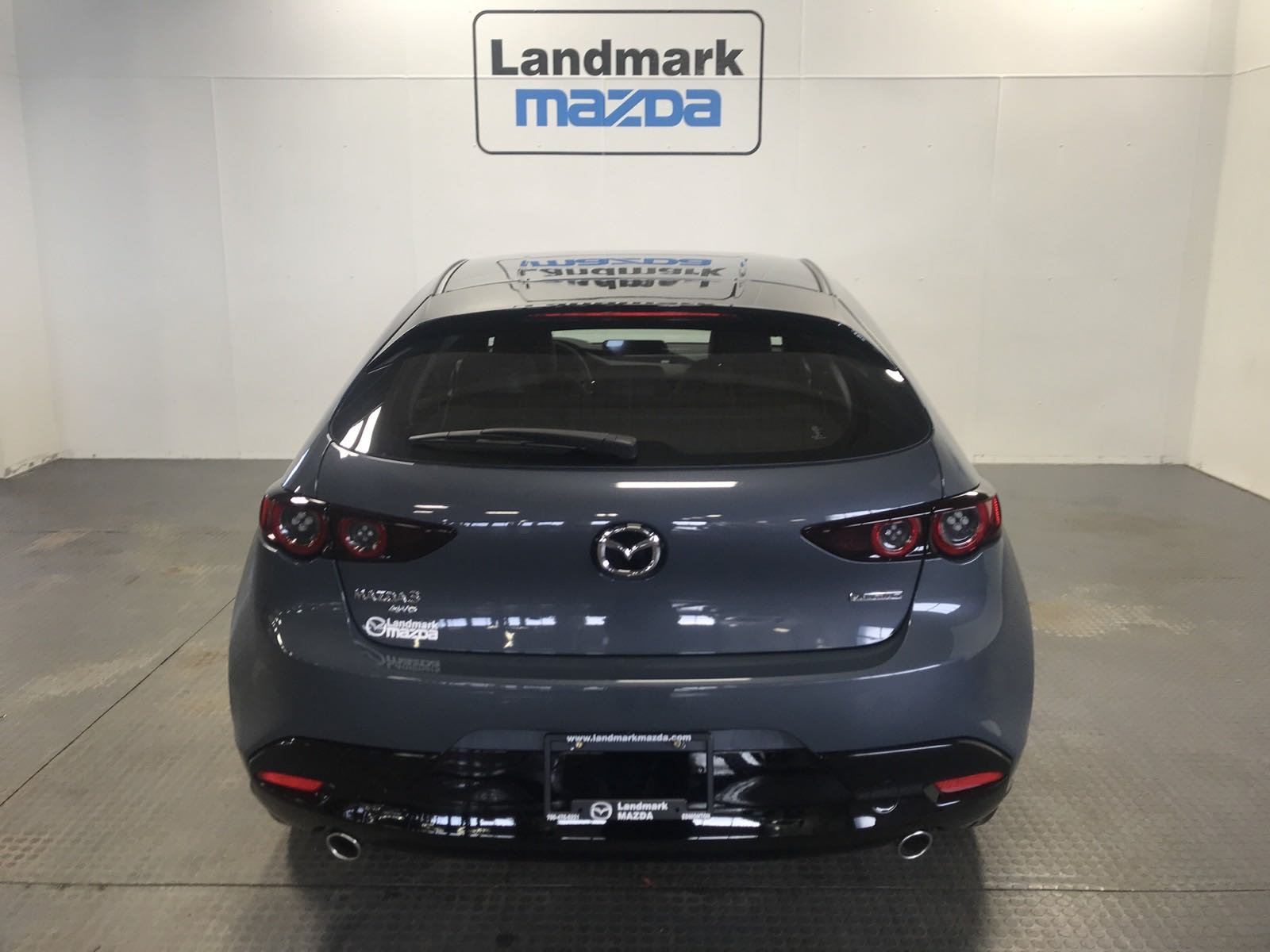 New 2020 Mazda3 Sport GS AWD