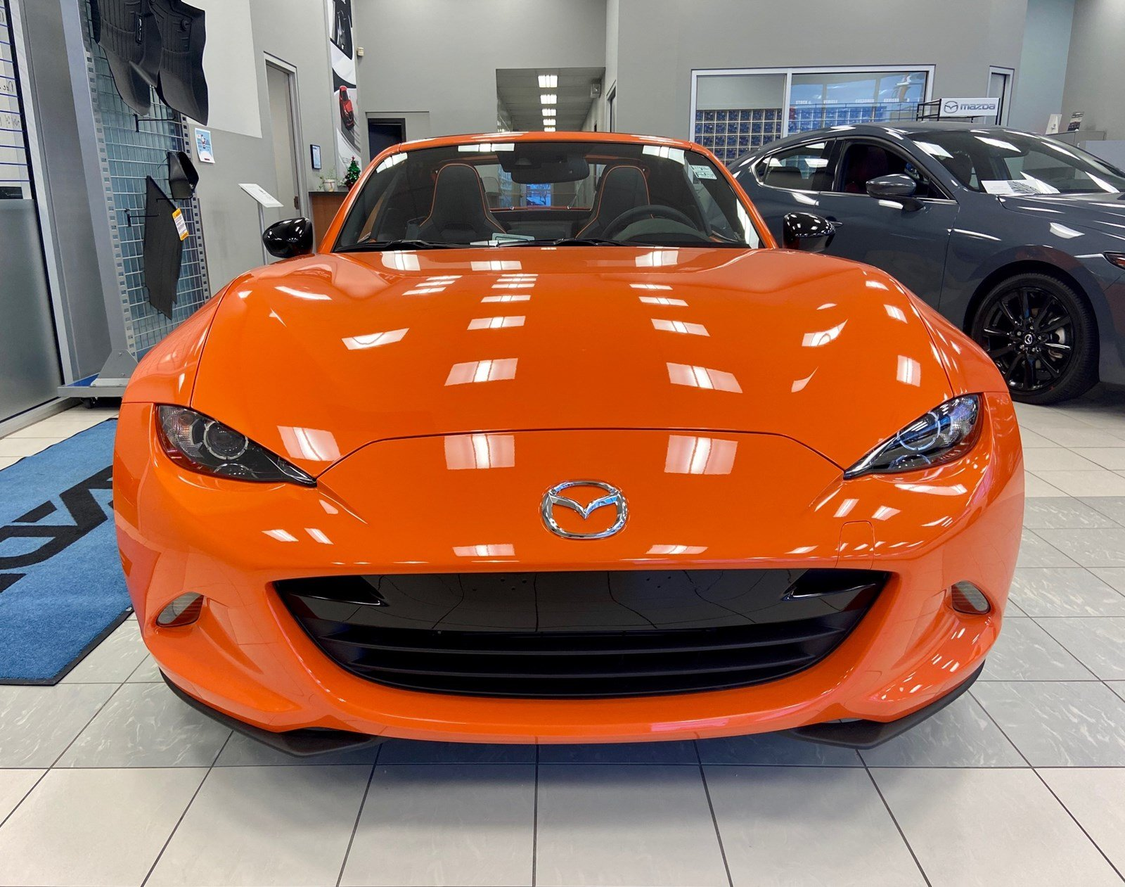New 2019 Mazda MX-5 RF 30th Anniversary