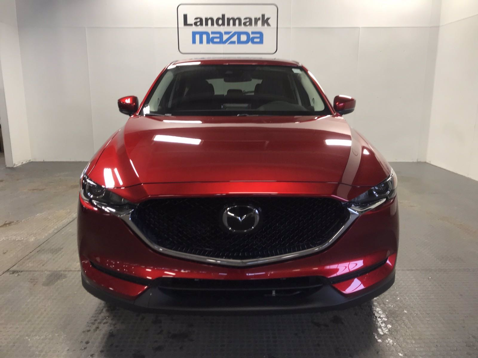 New 2020 Mazda CX-5 GS w/ Comfort Package