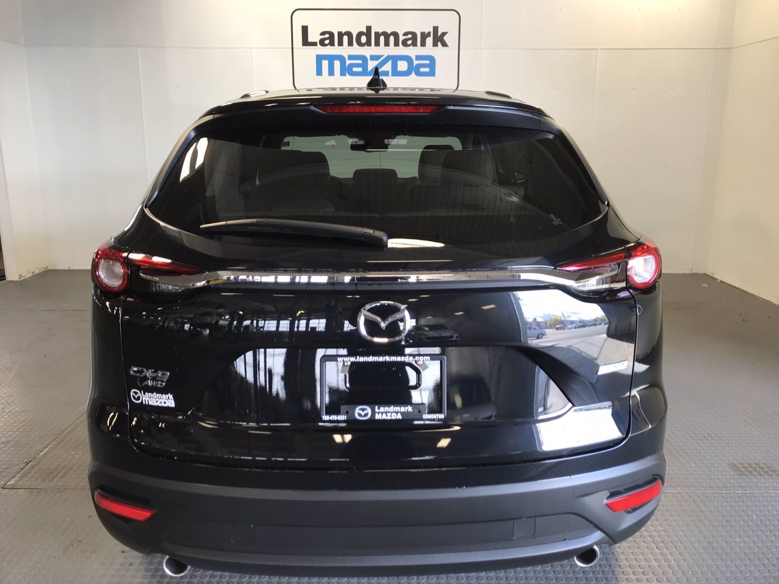 New 2019 Mazda CX-9 GS w/ Luxury Package