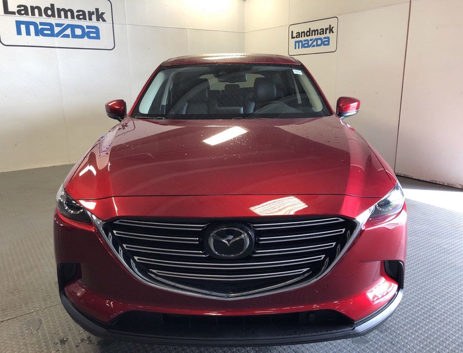 New 2019 Mazda CX-9 GS-L
