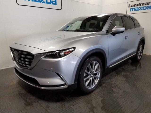 Mazda Cx 9 >> 2019 Mazda Cx 9 Signature With Navigation Awd