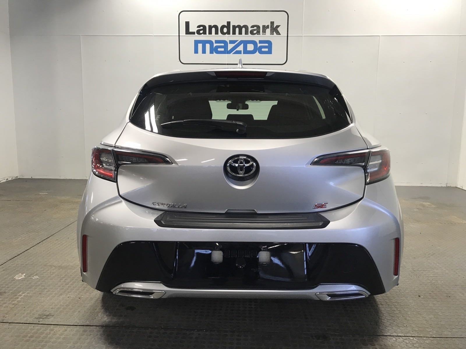 Pre-Owned 2019 Toyota Corolla Hatchback