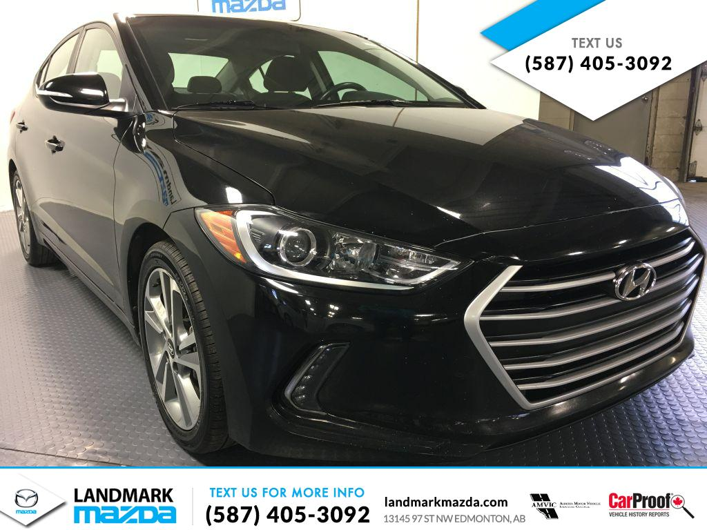 Used 2017 Hyundai Elantra GLS FWD - Save $2,107