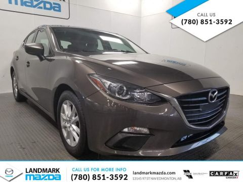 Pre-Owned 2015 Mazda3 i Touring FWD 4 Door Car