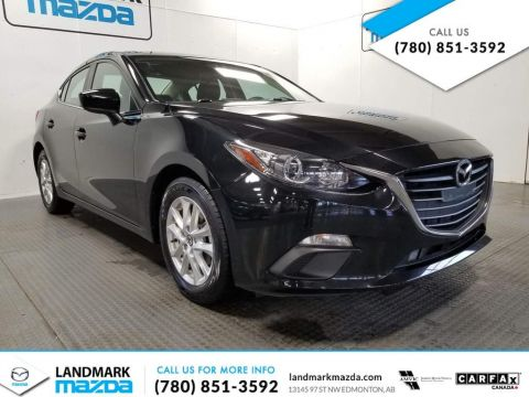 Pre-Owned 2015 Mazda3 GS FWD 4 Door Car