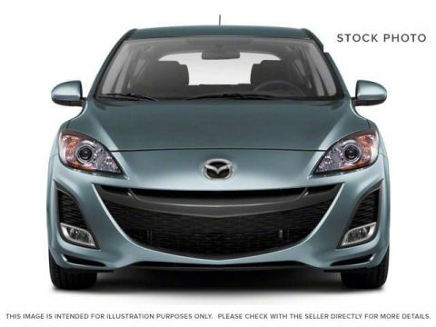 Pre-Owned 2011 Mazda3 Mazdaspeed3 FWD 4 Door Car