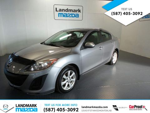 Pre-Owned 2011 Mazda3 GX FWD 4 Door Car