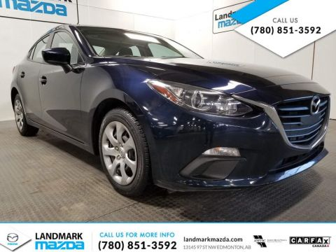 Pre-Owned 2014 Mazda3 GX-SKY FWD 4 Door Car