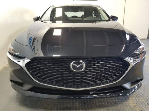 New 2019 Mazda3 GS AWD