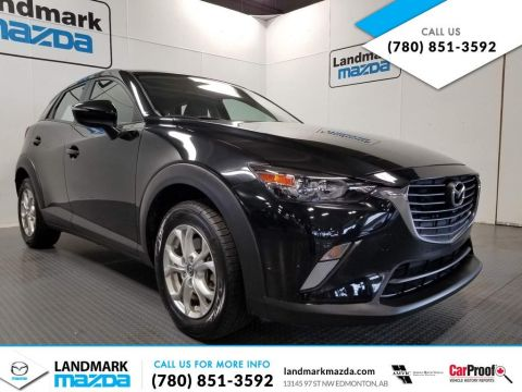 Pre-Owned 2016 Mazda CX-3 GS N/A 4 Door Sport Utility