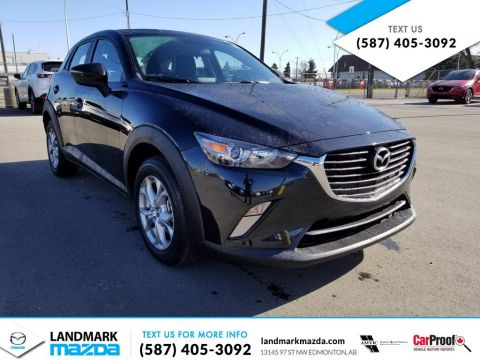 Pre-Owned 2017 Mazda CX-3 GS AWD