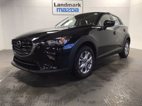 New 2020 Mazda CX-3 GS AWD