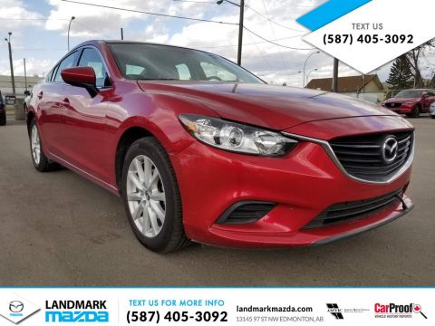 Pre-Owned 2016 Mazda6 GS FWD 4 Door Car