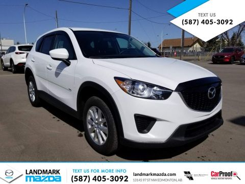Pre-Owned 2015 Mazda CX-5 GX FWD 4 Door Sport Utility