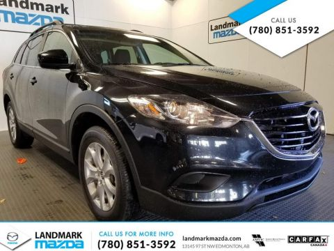 Pre-Owned 2015 Mazda CX-9 GS AWD