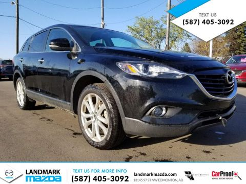 Pre-Owned 2013 Mazda CX-9 GT AWD