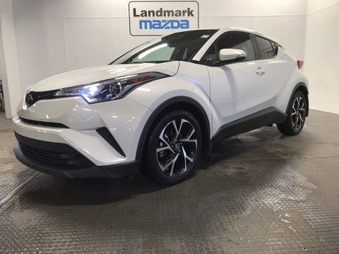 Pre-Owned 2018 Toyota C-HR